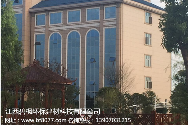 江西玉山上菱电梯厂办公楼